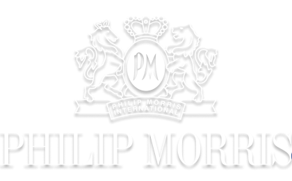 Lucid Reality Labs client - Philip Morris logo